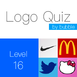 Logo Quiz Level 16