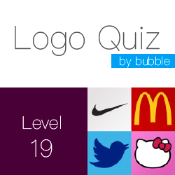 Logo Quiz Level 19