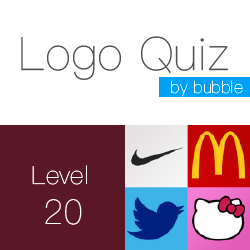 Logo Quiz Level 20