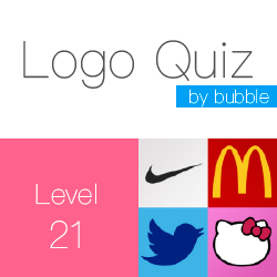 Logo Quiz Level 21