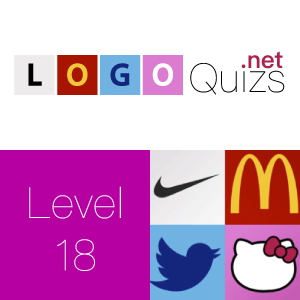 Logo Quiz Level 18