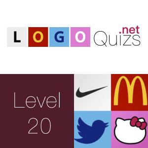 Logo Quiz Level 20